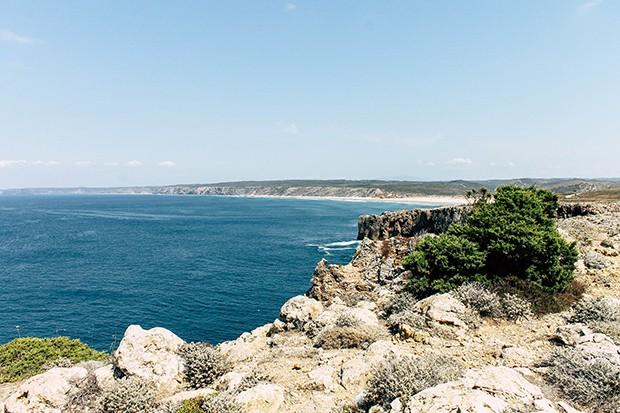 Praia de Bodeira in Portugal