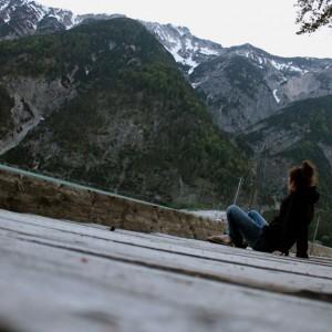 Abenteuerlust am Achensee