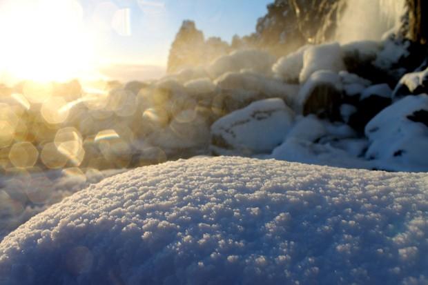 Liebesbrief an den Schnee