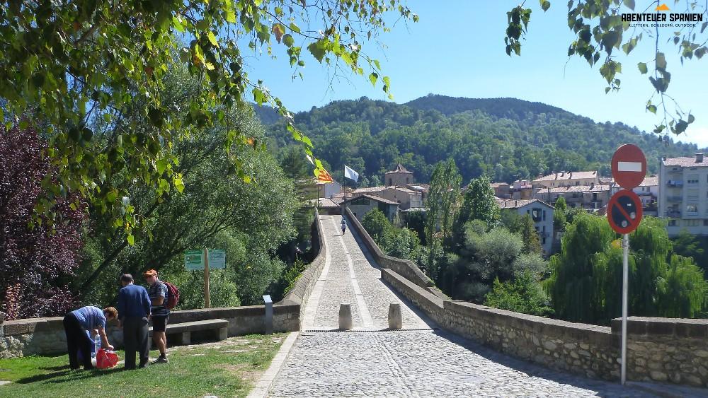 Stellplatz in Spanien