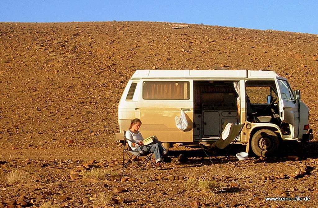Stellplatz in Marokko