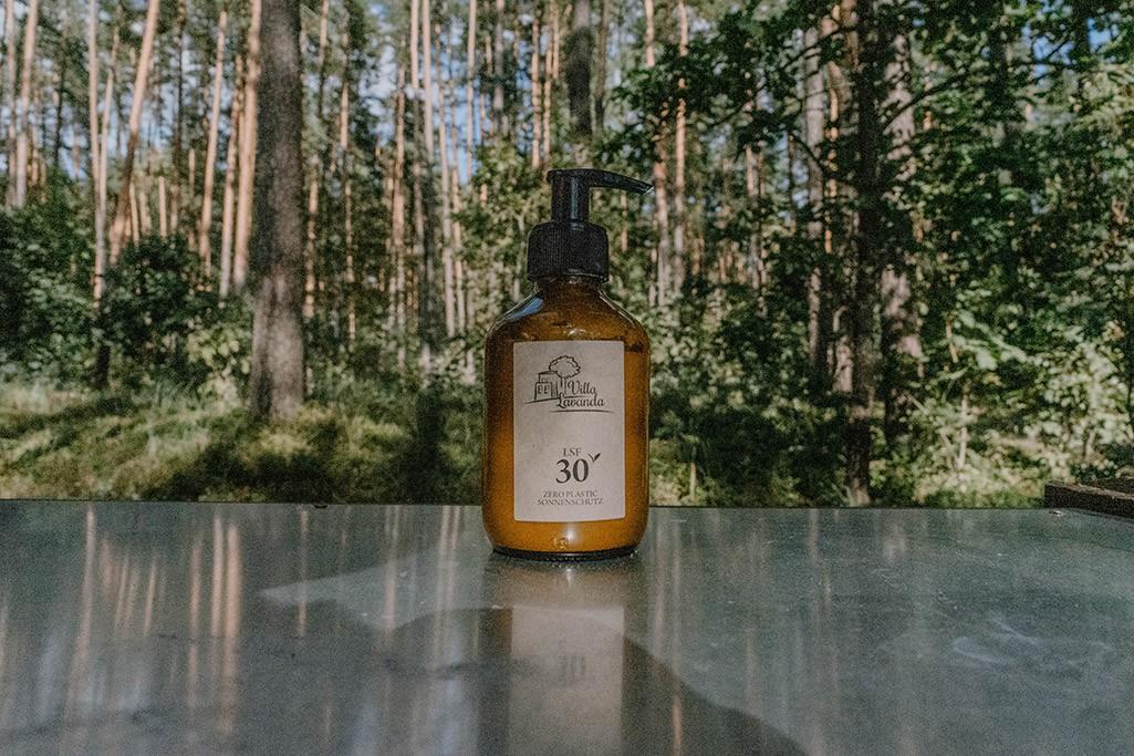 Naturkosmetik Camping mineralischer Sonnenschutz