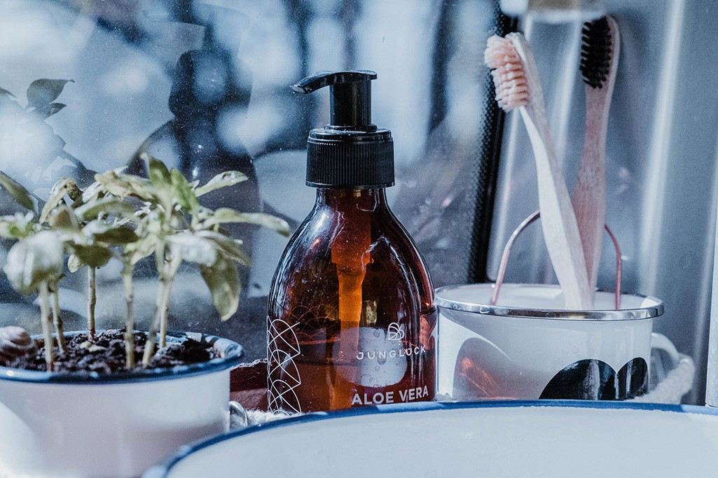 Naturkosmetik Vanlife Hygiene