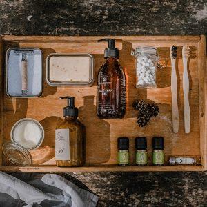 Naturprodukte beim Camping – Tipps für eine achtsame & nachhaltige Outdoor-Hygiene