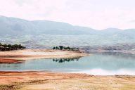 Marokko Barrage Bin el Ouidane