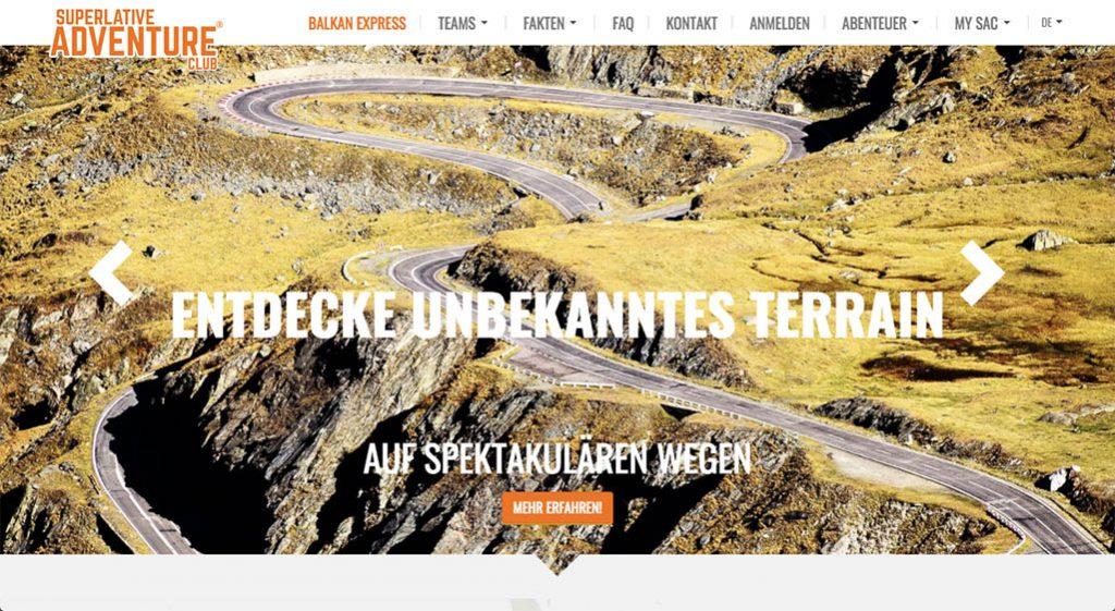 Rallyes fuer Jedermann Balkan Express Rallye