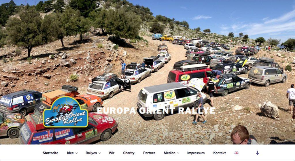 Rallyes fuer Jedermann Europa-Orient-Rallye