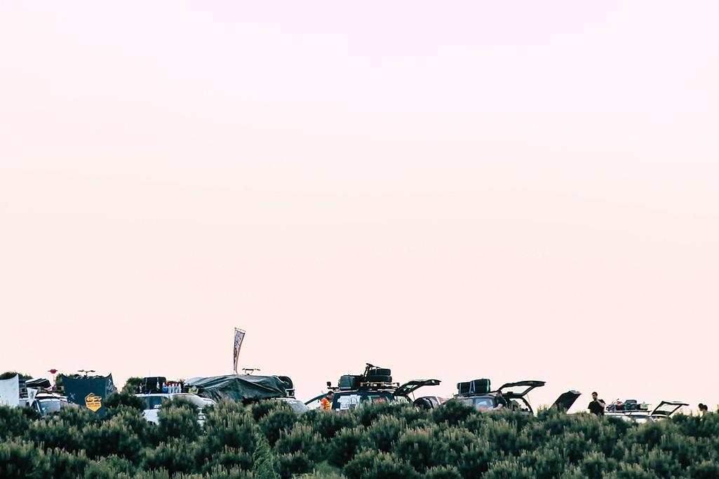 Fahrerlager in Sancaktepe