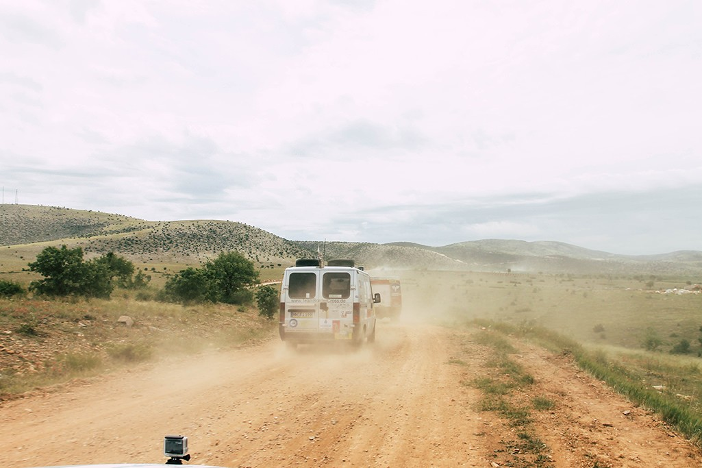 Auf dem weg zum Ulubey Canyon