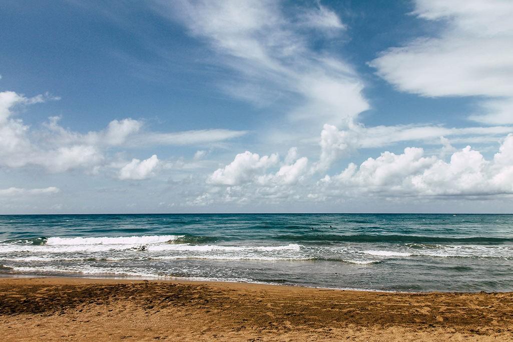 Strandabschnitt in Side