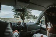 Bulli als Hochzeitsauto