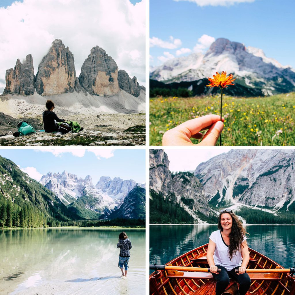Jahresrueckblick 2017 Dolomiten