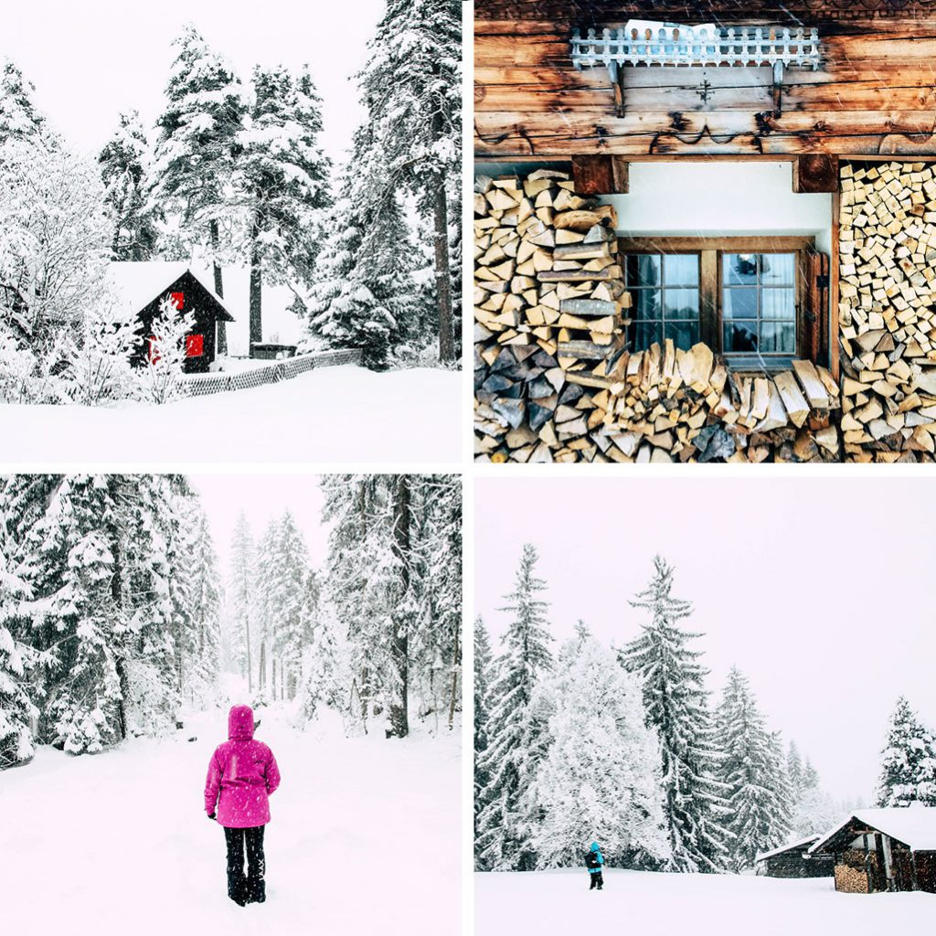 Jahresrueckblick 2017 Laax im Winter
