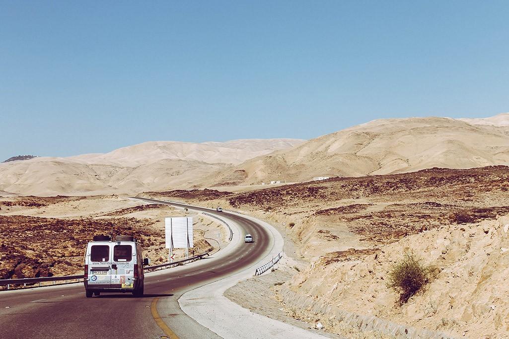 Peugeot Boxer in Jordanien
