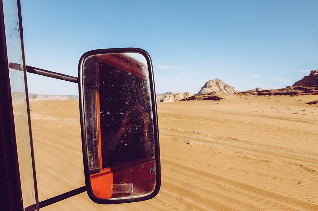 Allgaeu Orient Rallye in Jordanien