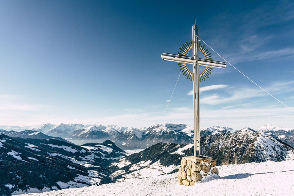 Gipfelkreuz Schatzberg