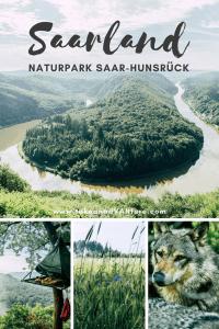 Naturpark Saar-Hunsrueck im Saarland
