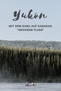 Kanutour Yukon