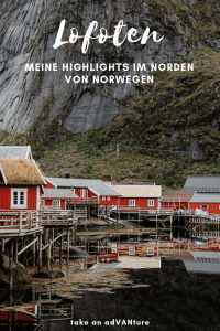 Lofoten Sehenswuerdigkeiten - meine Highlights im Norden von Norwegen