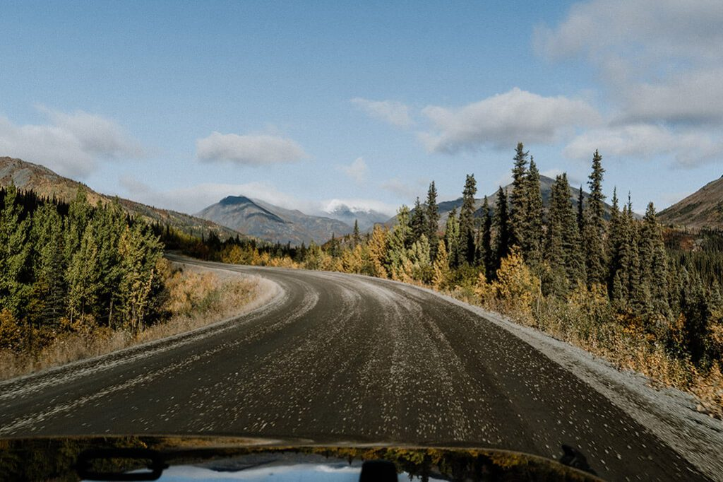 Roadtrip Yukon auf dem Dempster Highway