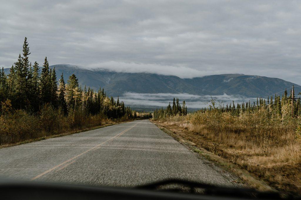 Silver Trail im Yukon