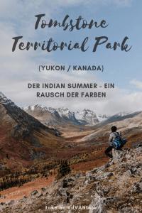 Tombstone Territorial Park im Yukon in Kanada