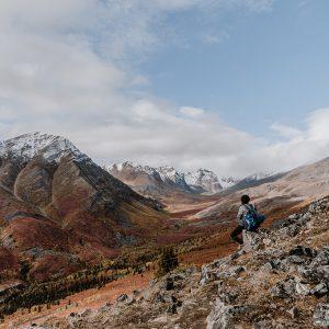 Tombstone Territorial Park Wanderung