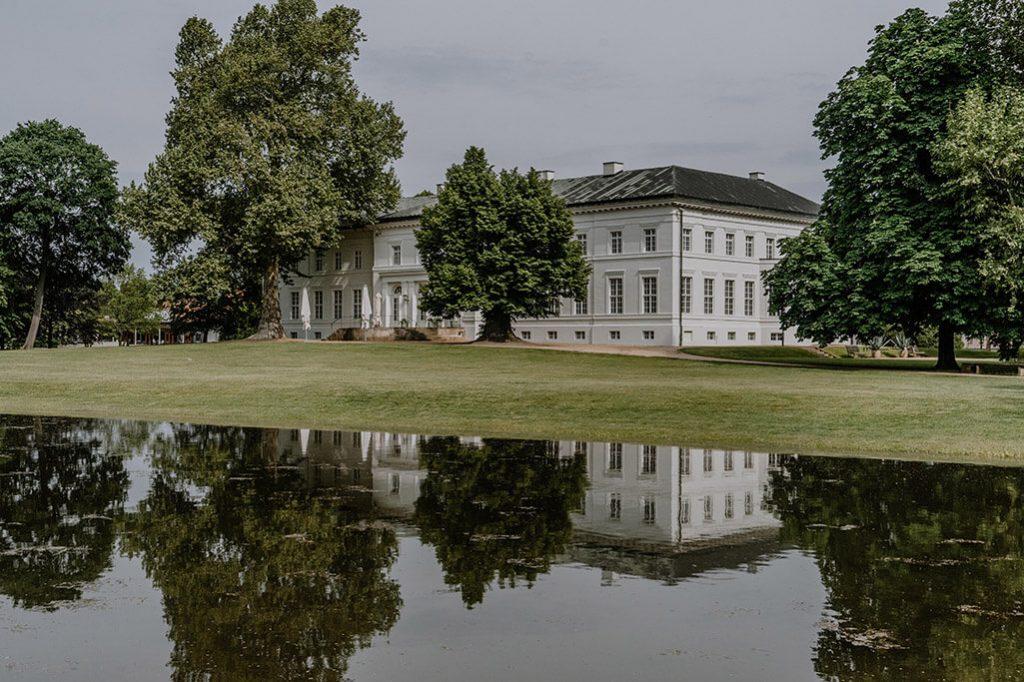 Schloss Neuhardenberg im Oderbruch