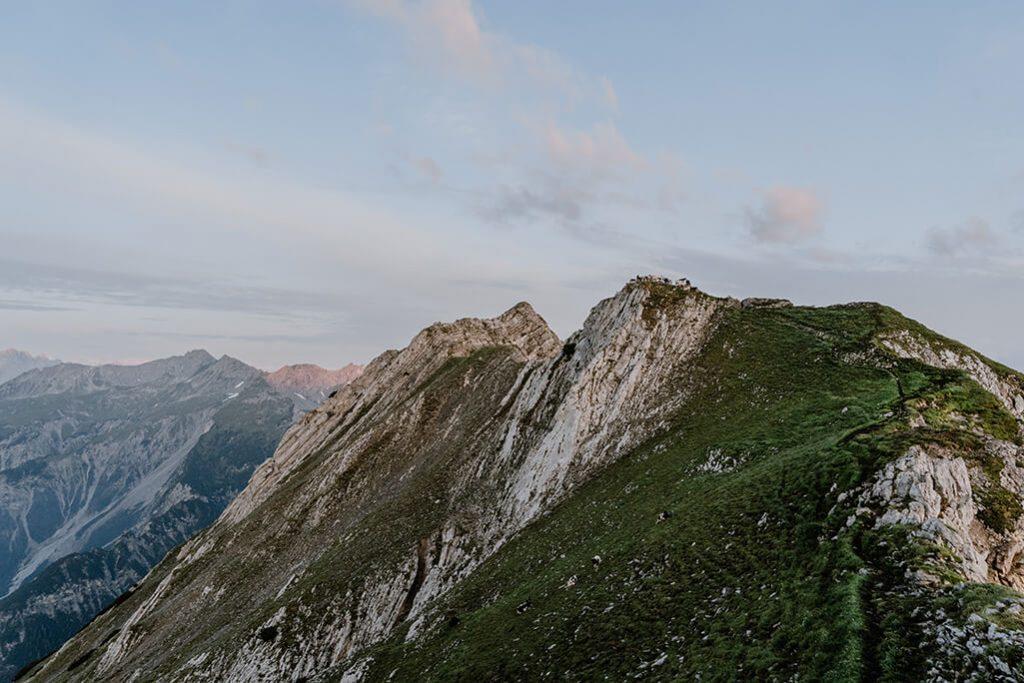 Gartner Wand Wanderweg