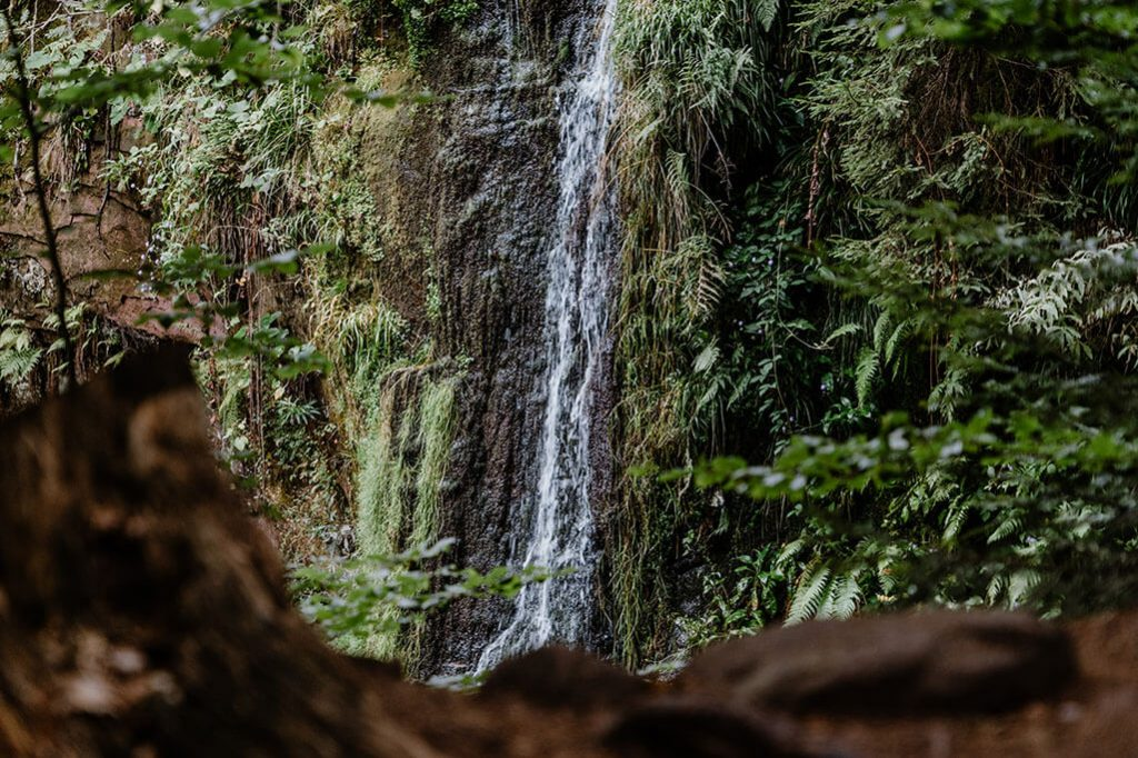 Sankenbachwasserfall
