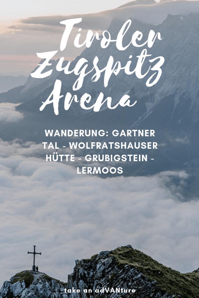 Berggeflüster in der Tiroler Zugspitz Arena – zum Sonnenaufgang auf den Grubigstein.
