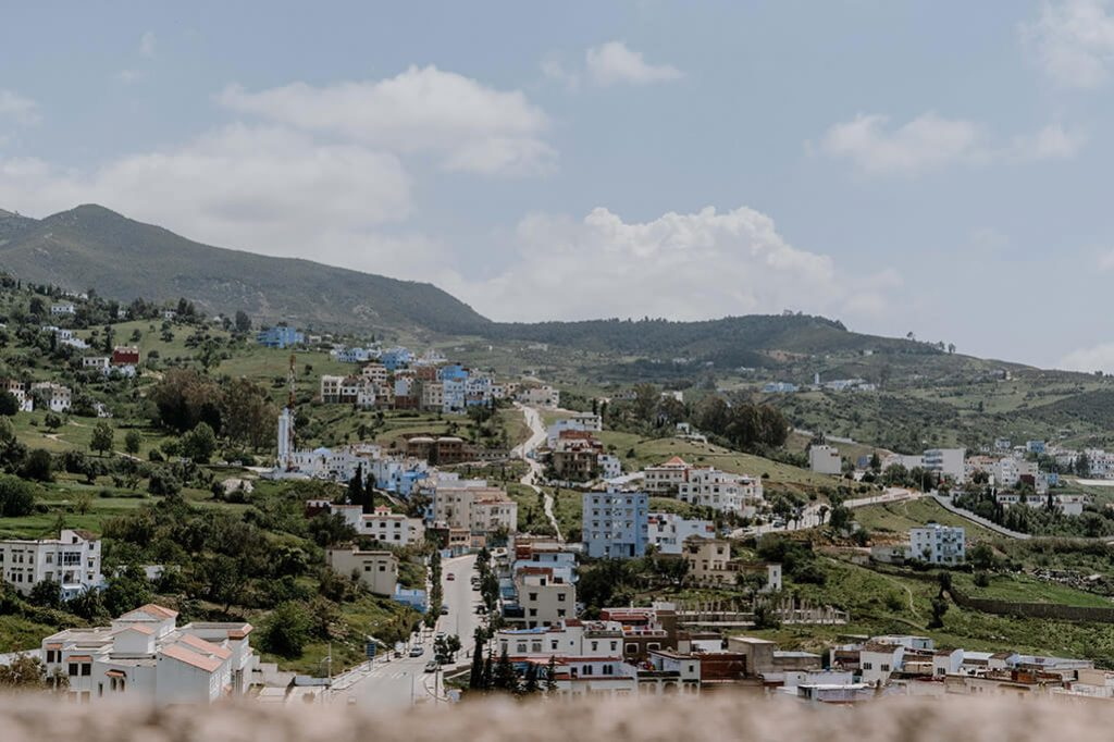 Dust and Diesel Chefchaouen