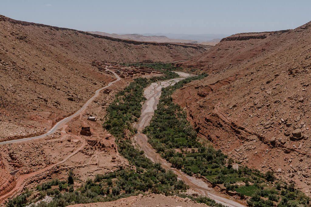 Roadtrip Marokko Ounila Tal