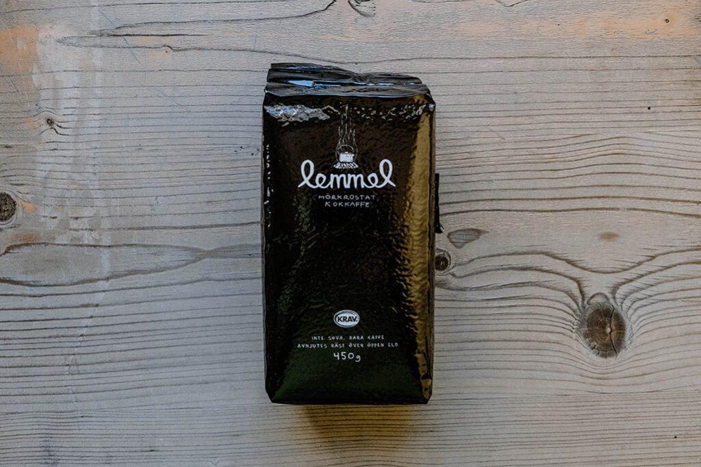 schwedischer Kochkaffee Lemmel Kokkaffe