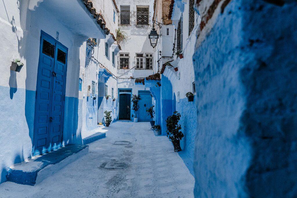 Roadtrip Marokko Chefchaouen