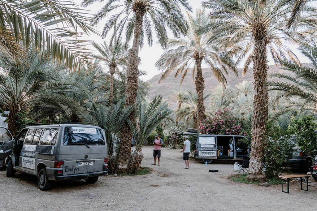 Zagora Campingplatz