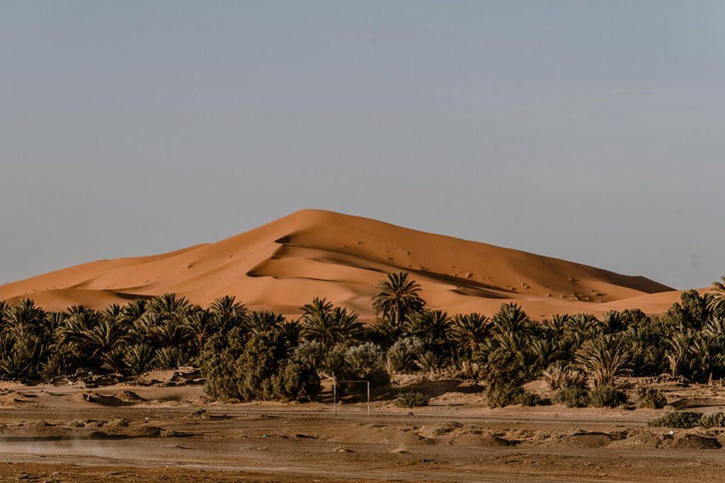 Erg Chebbi Wüste Marokko