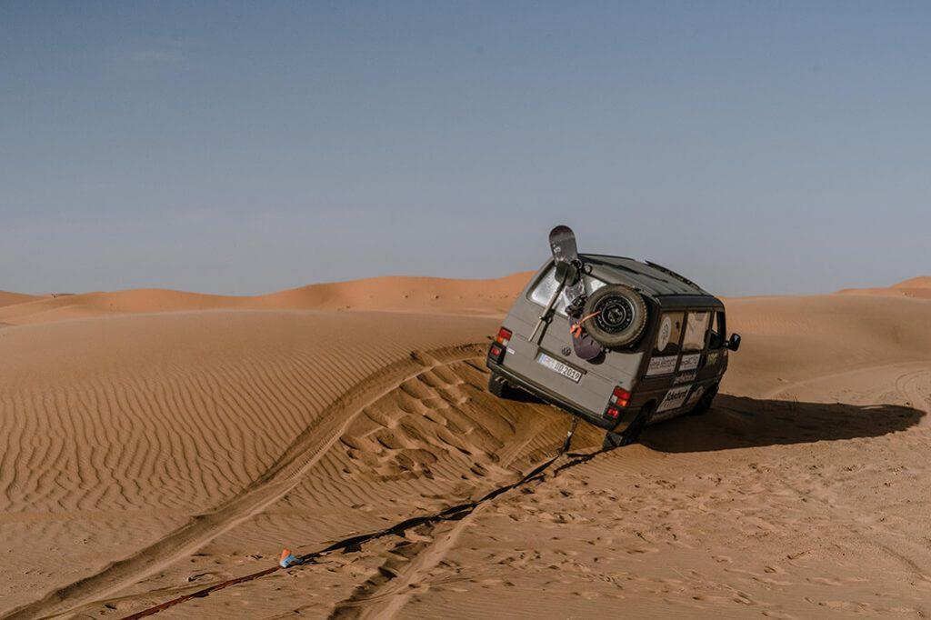 VW T4 Offroad Marokko
