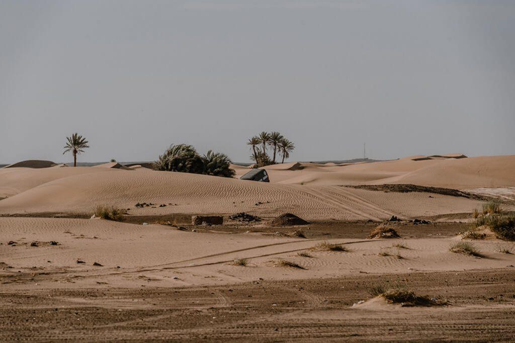 VW T4 Rallye Marokko