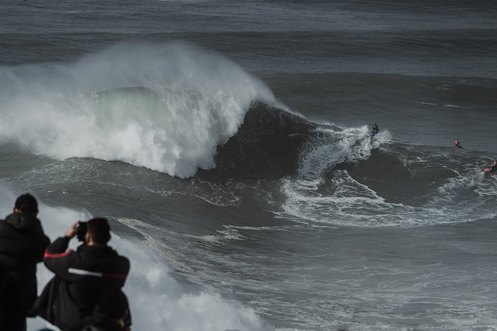 Jet Ski Big Wave Nazare