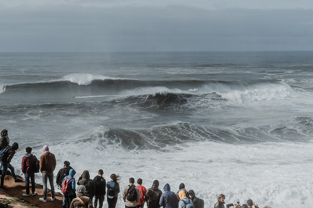 Nazare Big Wave Surfing Challenge