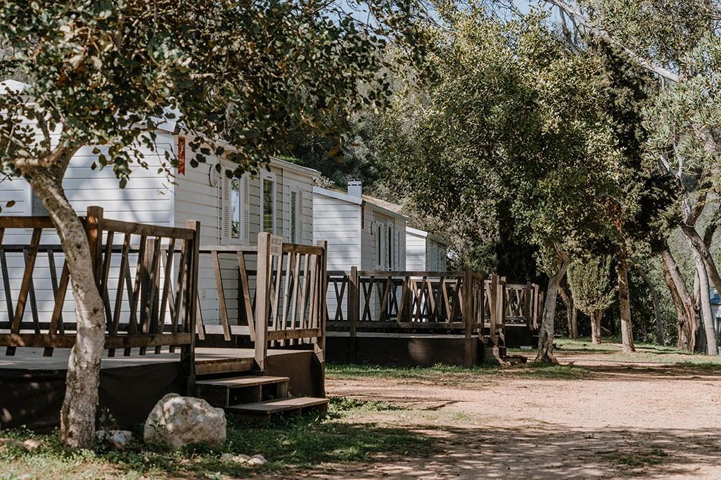 Camping Portugal Algarve Mobile Home