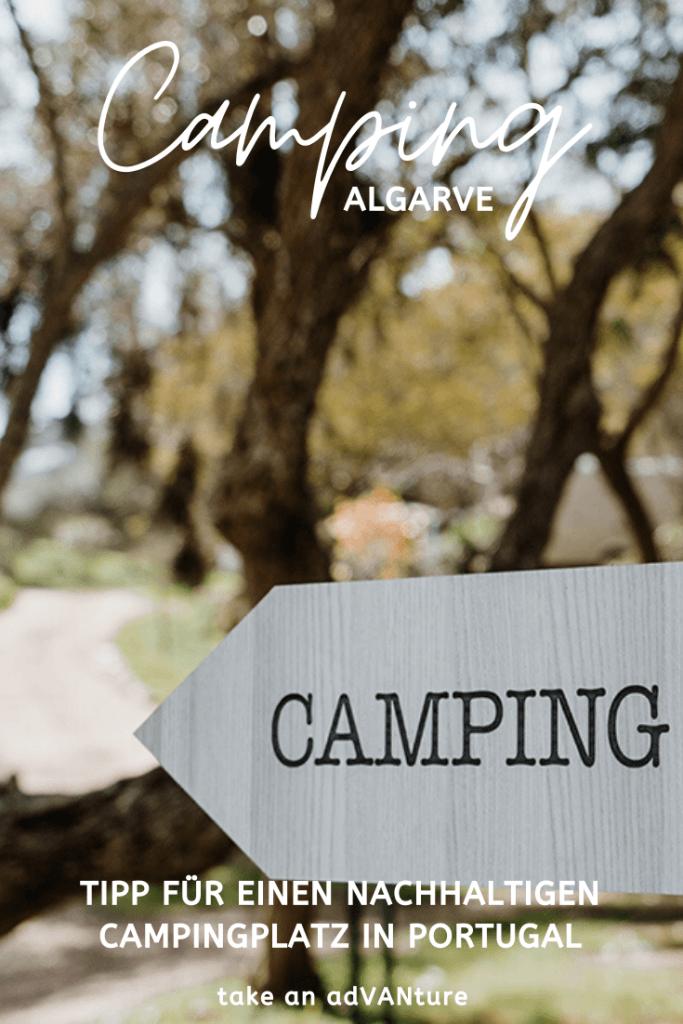 Das Salema Eco Camp – ein nachhaltiger Campingplatz an der Algarve.