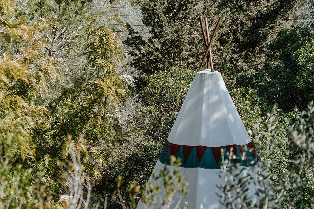 Campingplatz Algarve Tipi