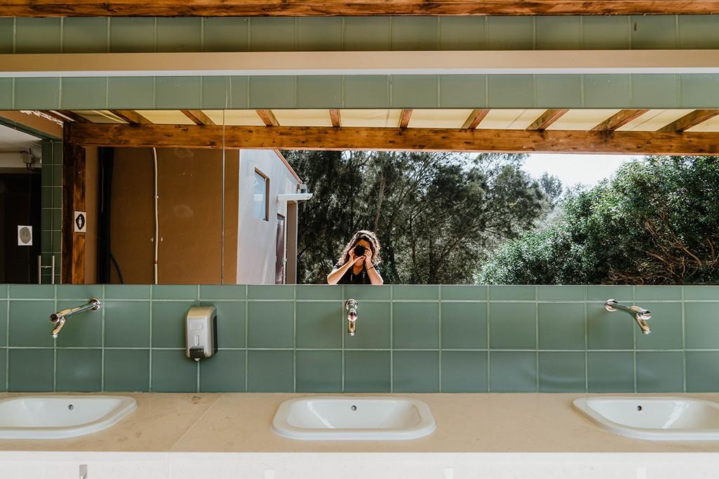 Waschbecken Salema Eco Camp