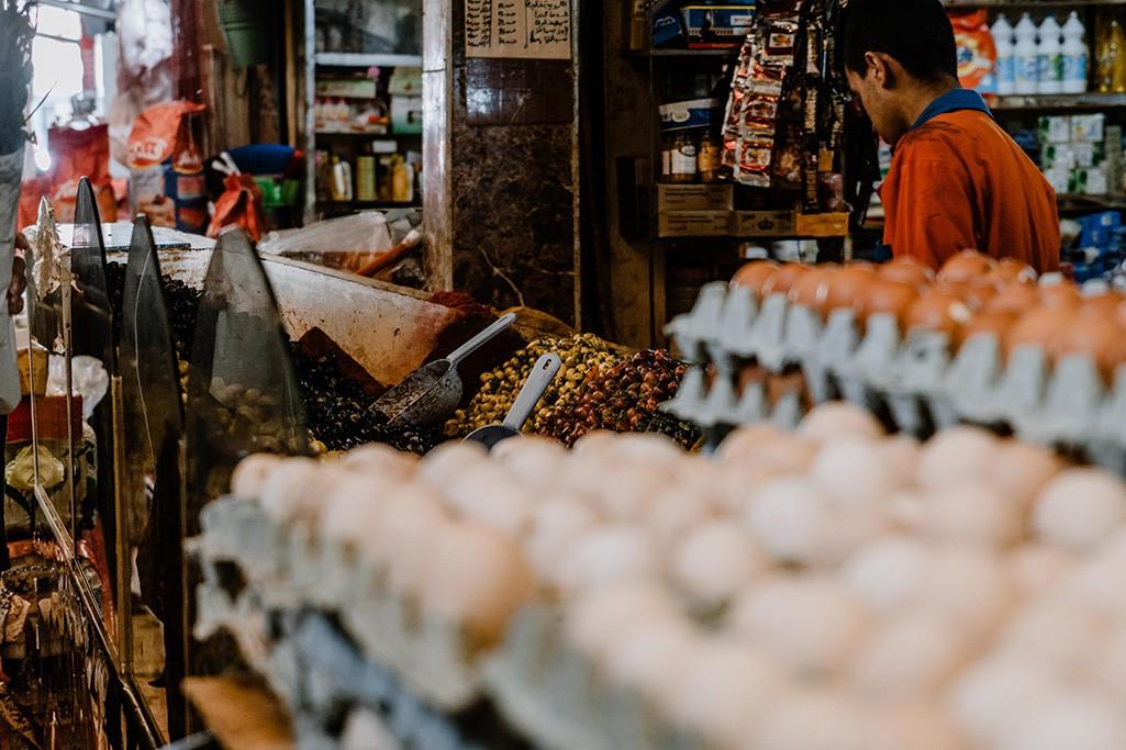 Einkaufen in Dakhla