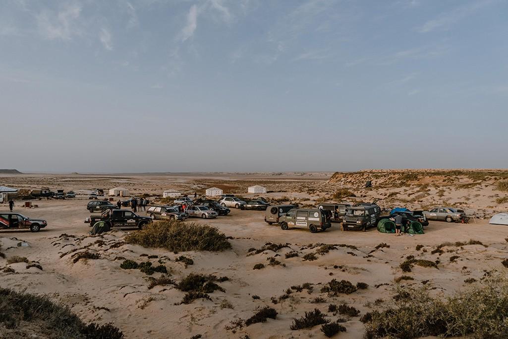Dust & Diesel Rallye #3: Durch die Westsahara gen Süden.