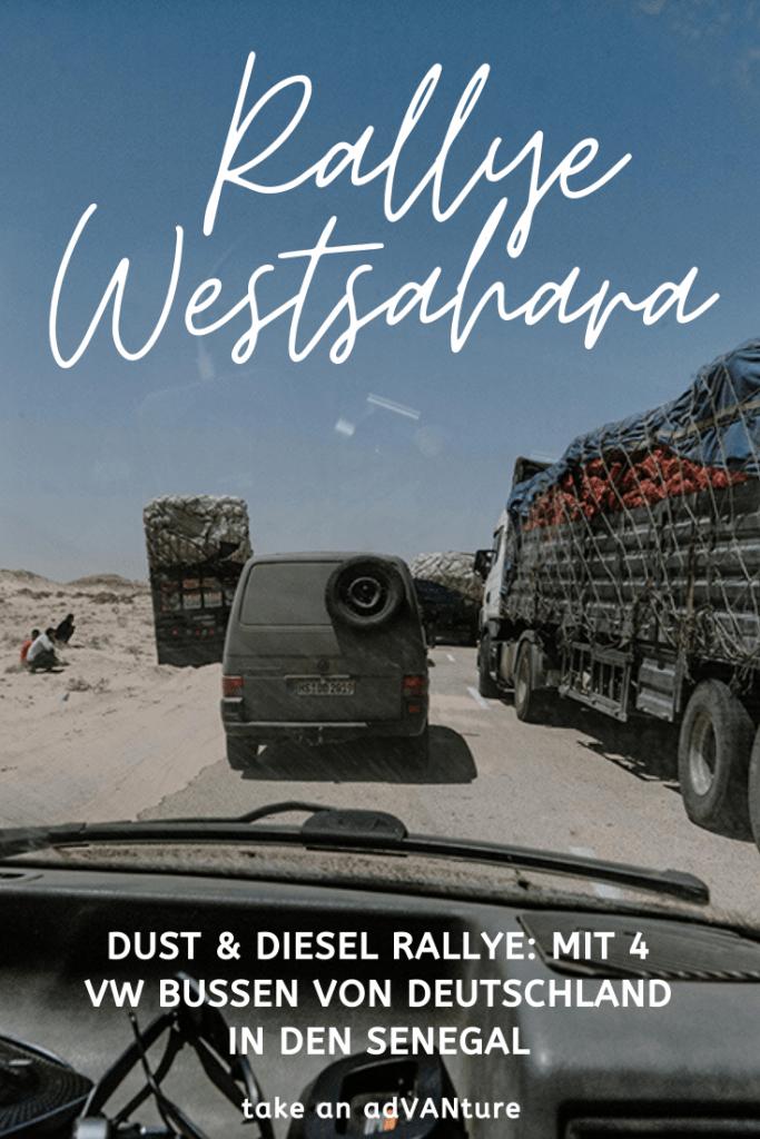 Dust & Diesel Rallye #3: Kurz mal durch die Westsahara.