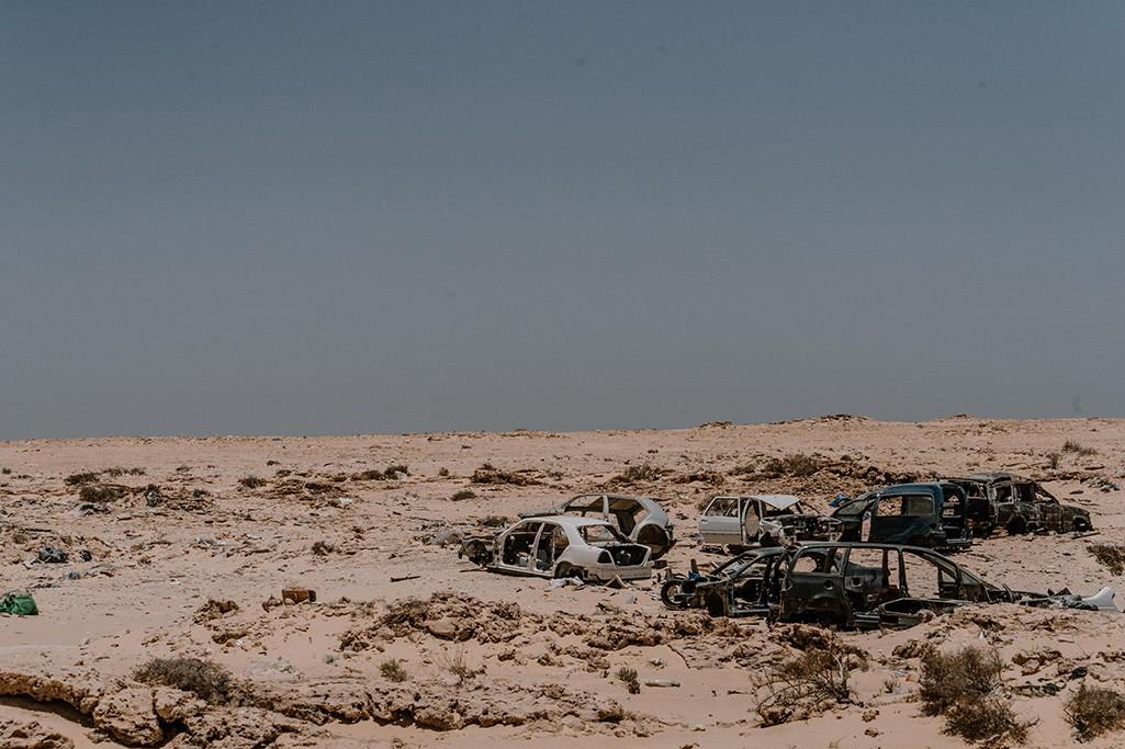 Niemandsland Westsahara