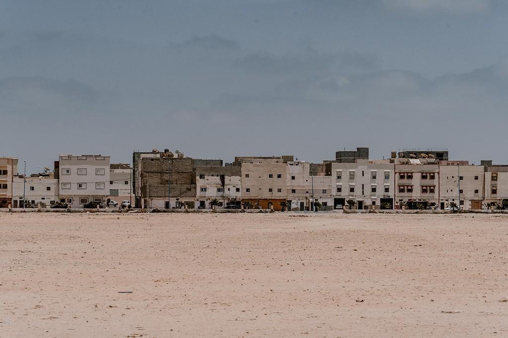 Häuser in Dakhla